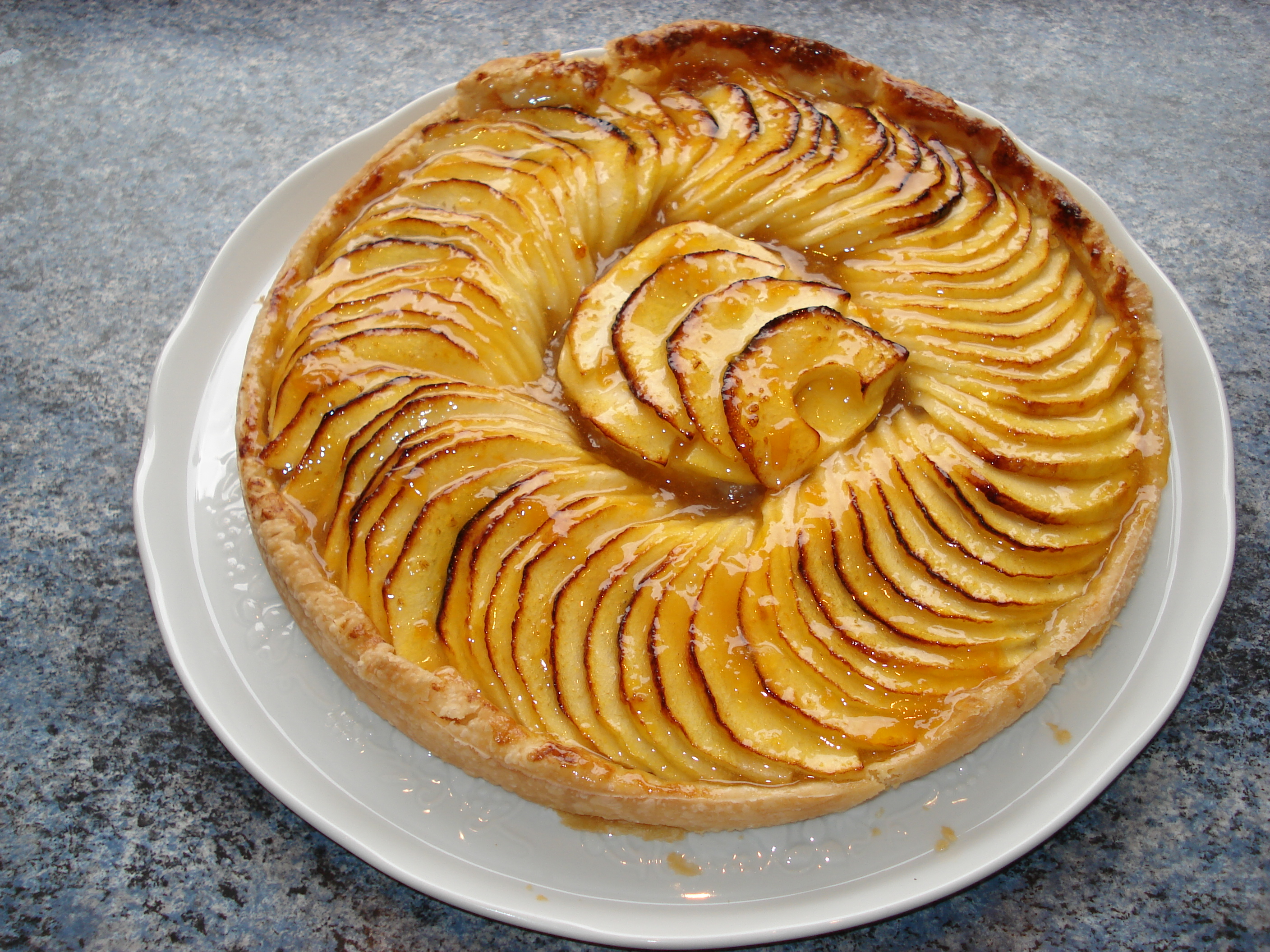 Tarte Aux Pommes Recipes — Dishmaps