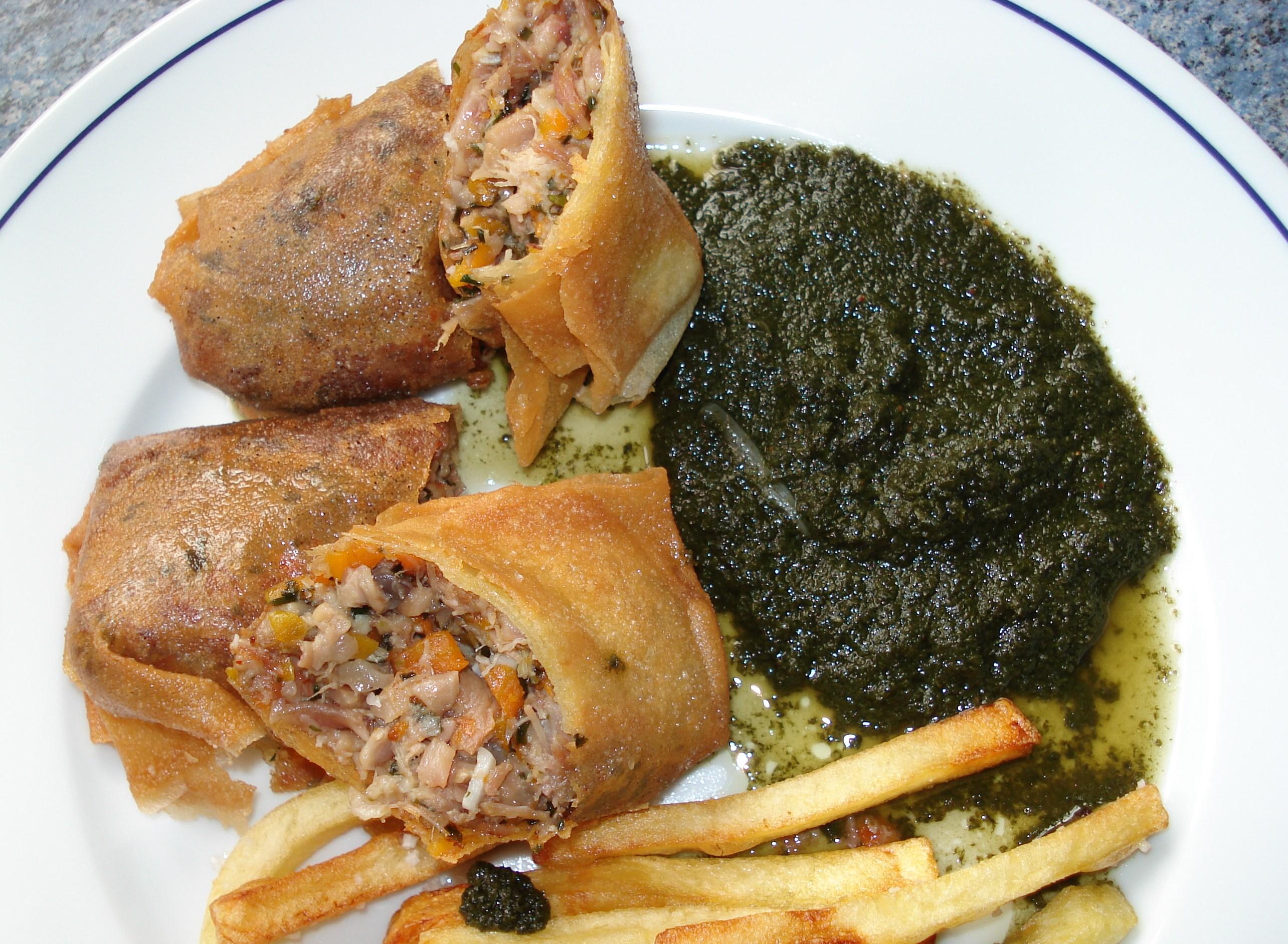 Croustillant de pied de porc la cuisine de g rald - Cuisiner pied de cochon ...