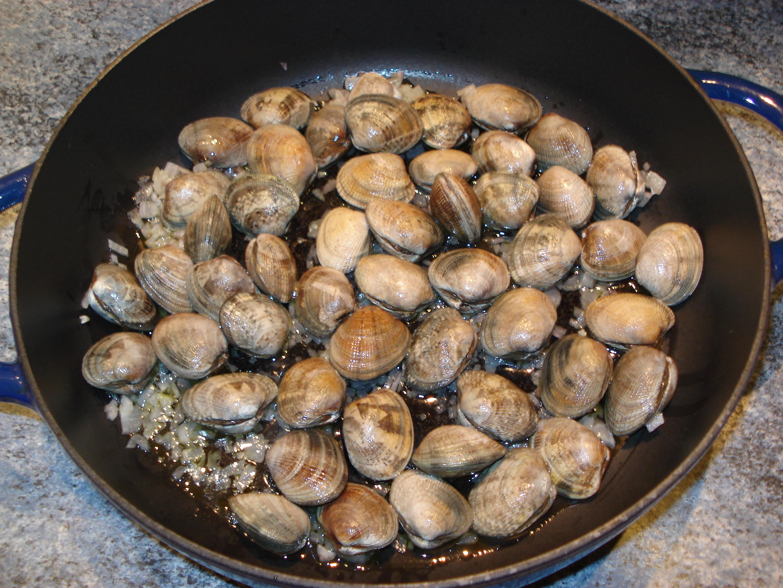 palourdes tagliatelles ou alle vongole en italien la cuisine de g 233 rald
