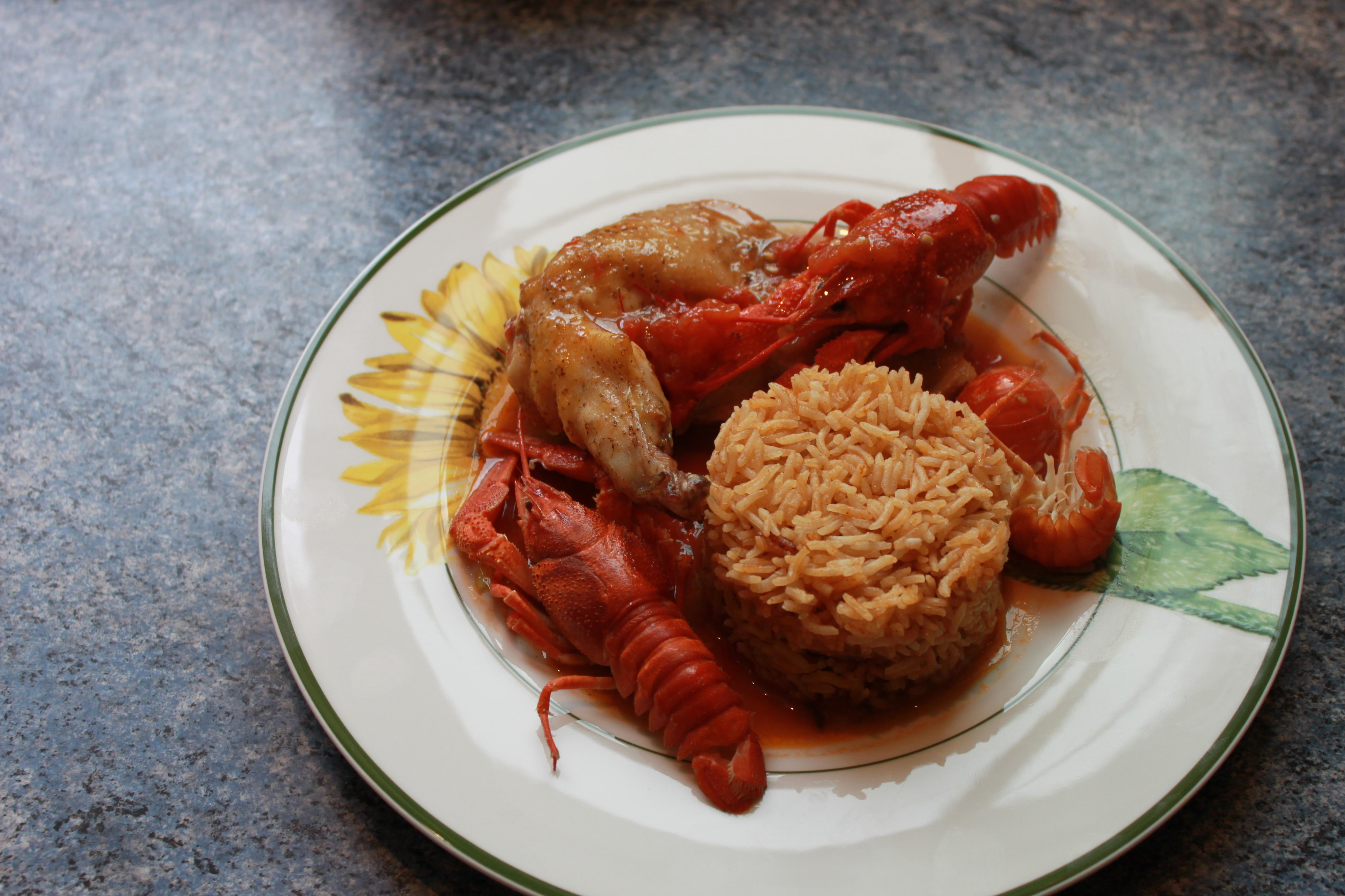 Poulet marengo la cuisine de g rald - Poulet marengo recette ...