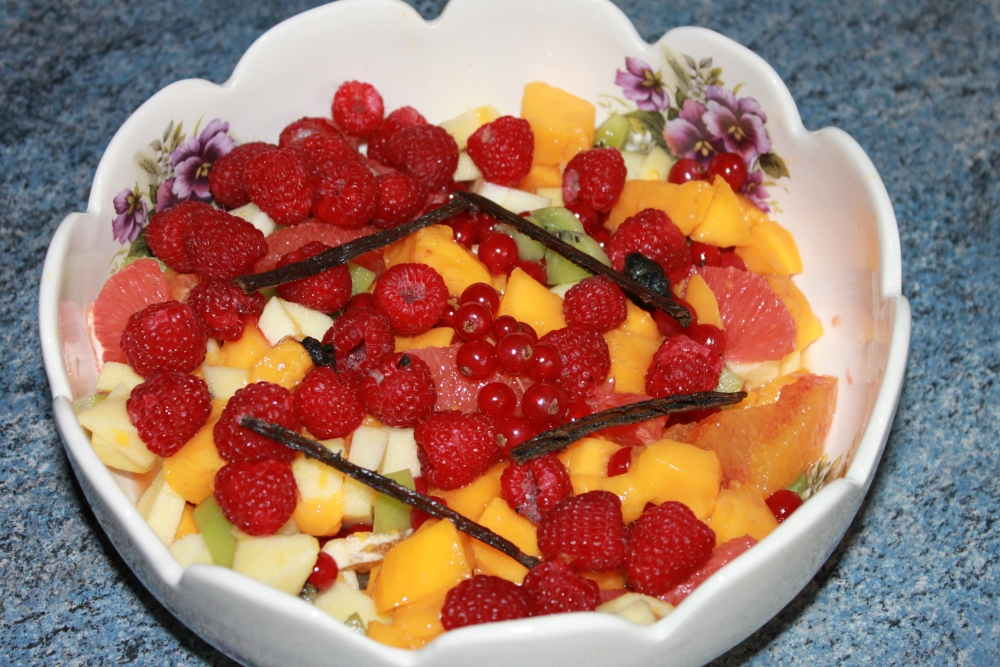 SALADE DE FRUITS (1/3)